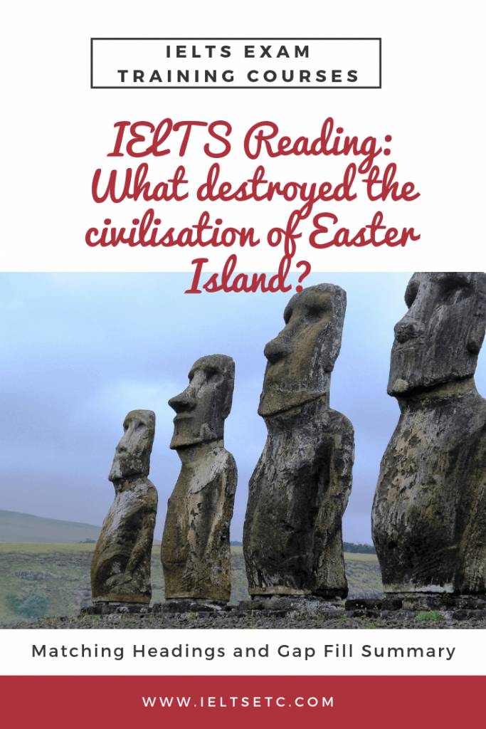 IELTS Reading: Easter Island - IELTS with Fiona