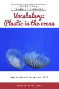 IELTS vocab plastic pollution