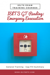 IELTS General Training Reading Test Strategies